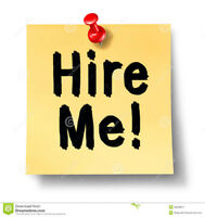 Looking for responsible, honest, person that can get results ...