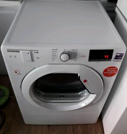 Hoover HLV9DG tumble dryer vented 9kg capacity 60cm