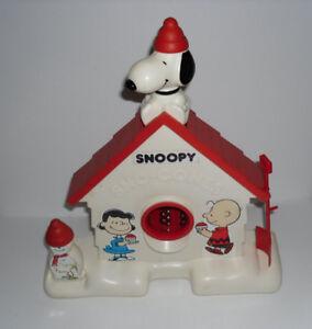 Snoopy Sno Cones vintage slushy machine original 1979 version