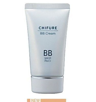 "F/S From JAPAN - Chifure - Foundation BB cream 50g SPF27 PA++ ""0 Pale Pink"""
