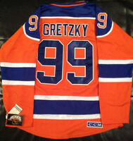 Wayne Gretzky Oilers Jerseys!! Brand New With Tags!!