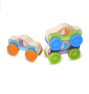 Melissa and Doug wooden atoys BRAND NEW
