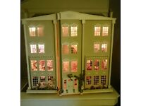 Help needed to move very heavy dolls house