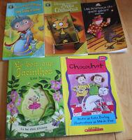 7 livres pour jeunes lecteurs