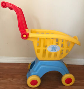 Push cart toy