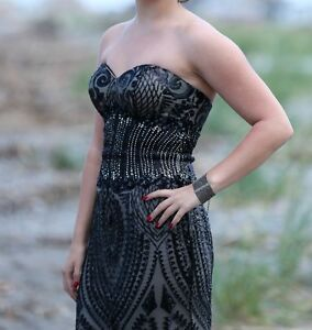 2016 Prom Dress  - Purchased at Bridal vision (Moncton)