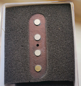 Rosswell single coil 50s bass pickup