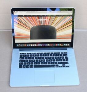 Macbook Retina Pro Forced Touch w/USB ports 512GB 16GB MUST SEE