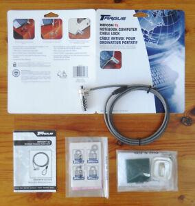 Câble anti-vol pour portable (Neuf)