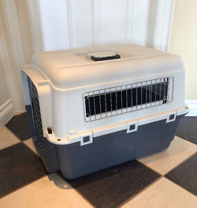 Plastic Dog Cages & Carriers (All Sizes) AIRLINE APPROVED