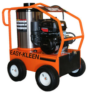 Commercial Hot Water Gasoline & Diesel - Oil Fired