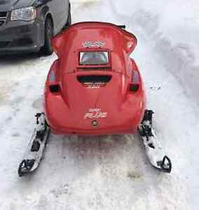 1993 skidoo fromula plus with a 670
