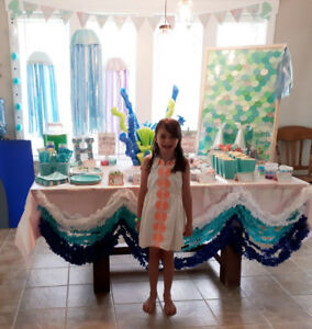 Mermaid Birthday Party Decorations $100 for all firm