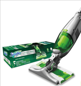 Swiffer Cordless Sweep & Vacuum 2-in-1 Rechargeable (brand new)