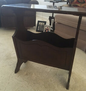 End Table - Vintage 65+ Years