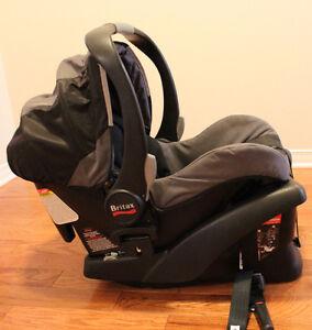 Britax b safe car seat and base