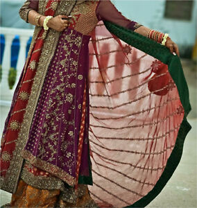 South Asian Bridal Outfit (Pakistani/Indian)