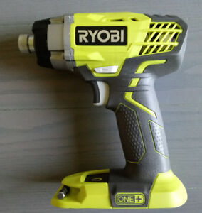 NEW! RYOBI ONE+ 18-Volt 3-Speed 1/4 in. Impact Driver(Tool Only)