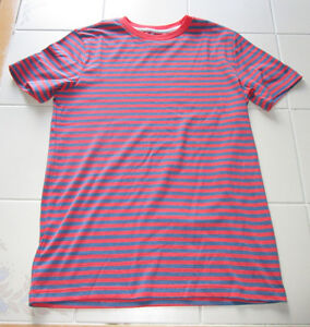 Boys striped t-shirt size L (10/12) from Old Navy *NEW Kingston Kingston Area image 1