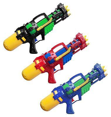1 x Wasserpistolen Wasserpistole Pumpgun 48 cm Spritzpistolen Wasserspritze ()