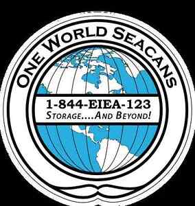 Cheapest Seacans Delivered Anywhere In Western Canada!!!
