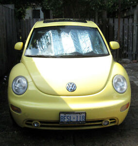 1999 Volkswagen Beetle GLS Coupe (2 door)