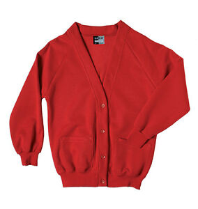 School-Uniform-Girls-Zeco-Quality-Sweatshirt-Cardigan-Sizes-22-38-All ...