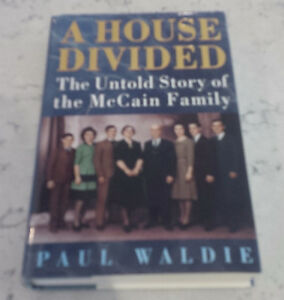 A House Divided, Paul Waldie, McCain Family, 1996 Kitchener / Waterloo Kitchener Area image 1