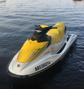 2006 Sea Doo GTI low hours