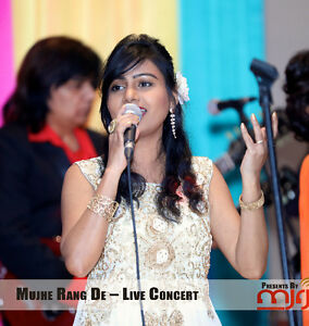 Bollywood Singer Performer