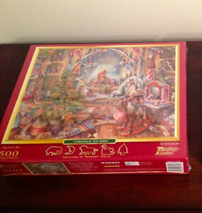 Brand new puzzles. 10.00 each