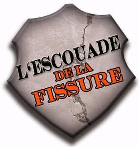 * INFILTRATION D'EAU * DRAIN-FRANÇAIS * FISSURES * FONDATION * West Island Greater Montréal image 1