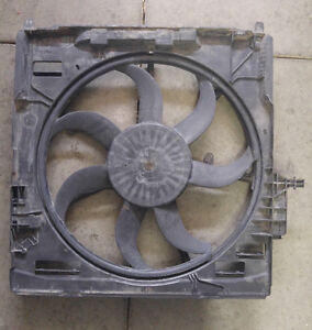 BMW 2007 X5 E 70 RADIATOR COOLING FAN ASSEMBLY