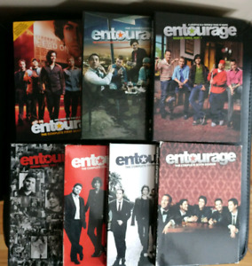 Entourage Seasons 1-6