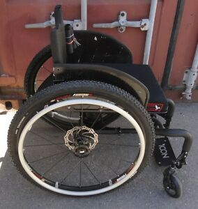 USED ICON A1 SPORT WHEELCHAIR VERY GOOD CONDITION AS PICTURES AD