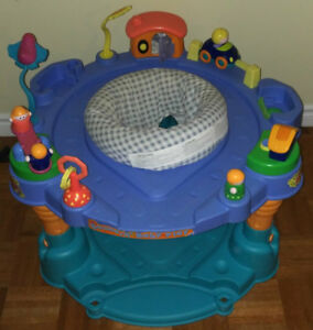 Baby Activity Center Height Adjustable and Rotates