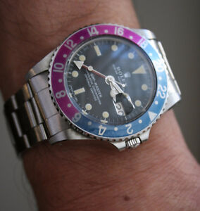 Collector Buying Vintage & Luxury Watches