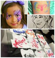 December Face Painting Special!