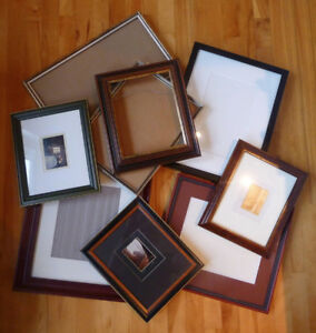 Picture Frames - Variety