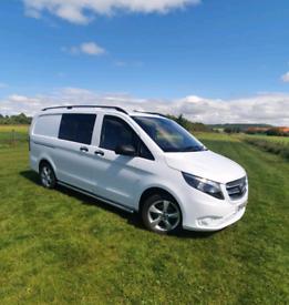 Mercedes Vito - Camper Van - Van Conversion