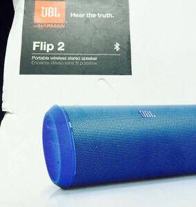 JBL Bluetooth flip 2 speaker