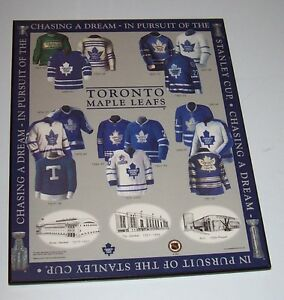 Maple Leaf History plaque – only $12
