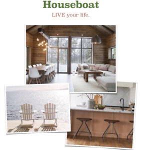 September Special!! - Four season Houseboat