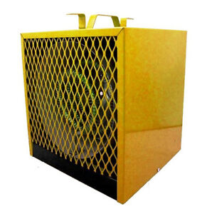 4800W 240V STELPRO PORTABLE HEATER, YELLOW - MINT!