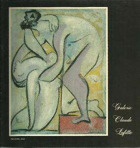1985 Galerie Claude Lafitte: Marc-Aurele FORTIN, SUZOR-COTE+