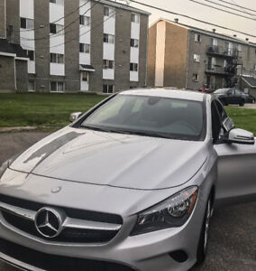 Mercedes Benz-CLA 250 (2017) - lease transfer (32months)