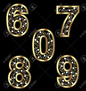 VIP GOLD NUMBERS 416/647/905  416-89-77-899     416-702-0004
