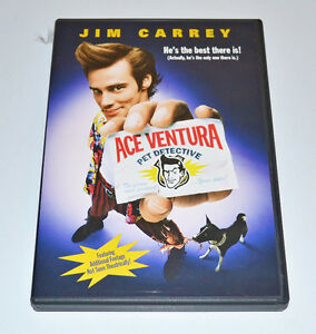 Ace Ventura Pet Detective - DVD