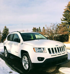 2012 Jeep Compass Limited SUV, Fully Loaded