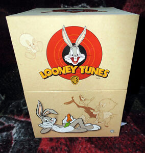 Looney Tunes Complete Set 10 coins of solid 999.9 proof silver London Ontario image 1